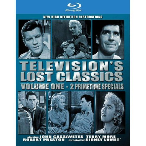 Television's Lost Classics Volume 1 (Blu-ray) - image 1 of 1