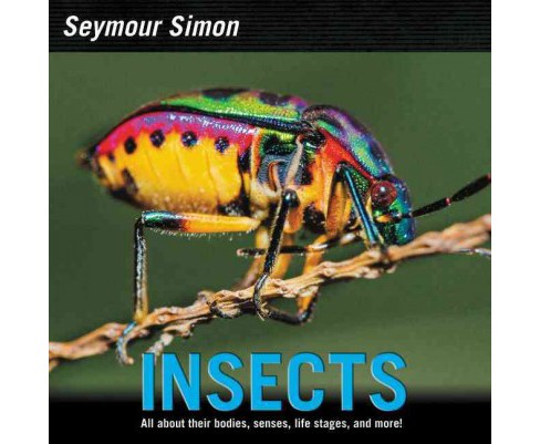 Insects (Paperback) (Seymour Simon) - image 1 of 1