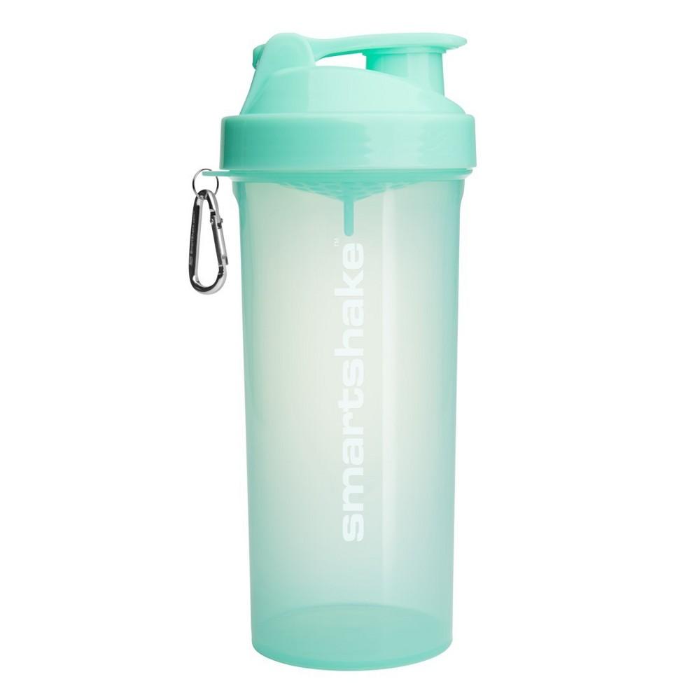 Smartshake Lite 33oz Glossy Shaker Bottle - Turquoise