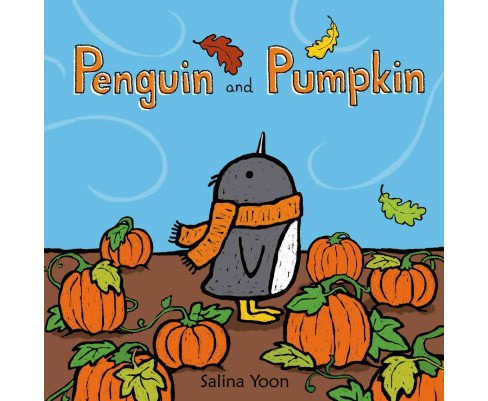 Penguin and Pumpkin (Hardcover) (Salina Yoon) - image 1 of 1