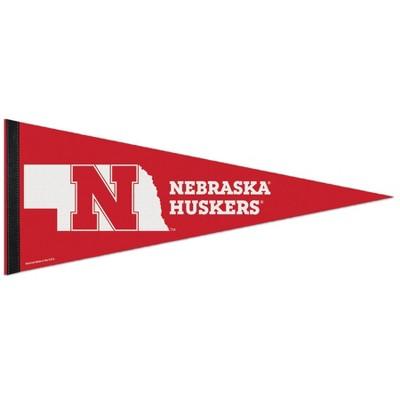 "NCAA Nebraska Cornhuskers 30"" Premium Pennant"