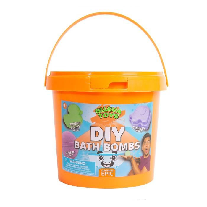 Guava Toys DIY Bath Bomb Kit - image 1 of 4