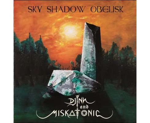 Sky Shadow Obelisk - Sky Shadow Obelisk/Djinn And Miskaton (Vinyl) - image 1 of 1