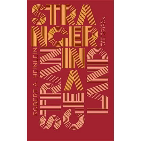 Stranger in a Strange Land - (Penguin Galaxy) by  Robert A Heinlein (Hardcover) - image 1 of 1