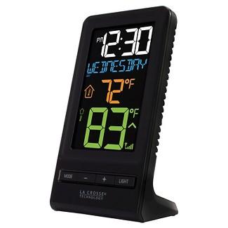 La Crosse Technology - Weather Station - Black