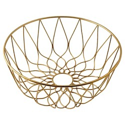 Thirstystone Wire Basket - Gold