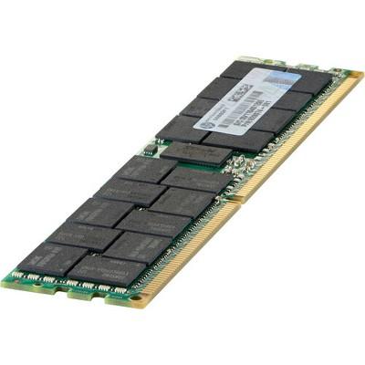 HPE 8GB 2Rx4 PC3L-10600R-9 Kit - For Server - 8 GB (1 x 8 GB) - DDR3-1333/PC3-10600 DDR3 SDRAM - CL9 - ECC - Registered - 240-pin - DIMM