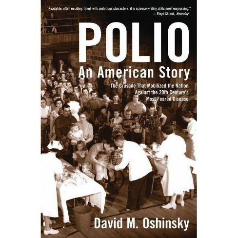 Polio - by  David M Oshinsky (Paperback) - image 1 of 1