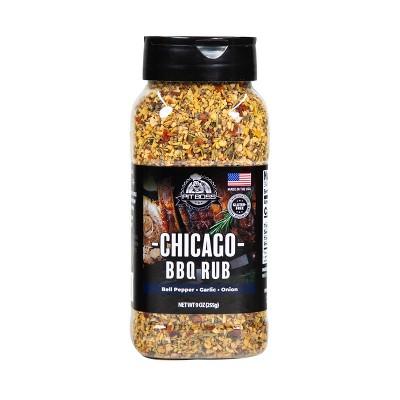 Pit Boss Chicago BBQ Rub
