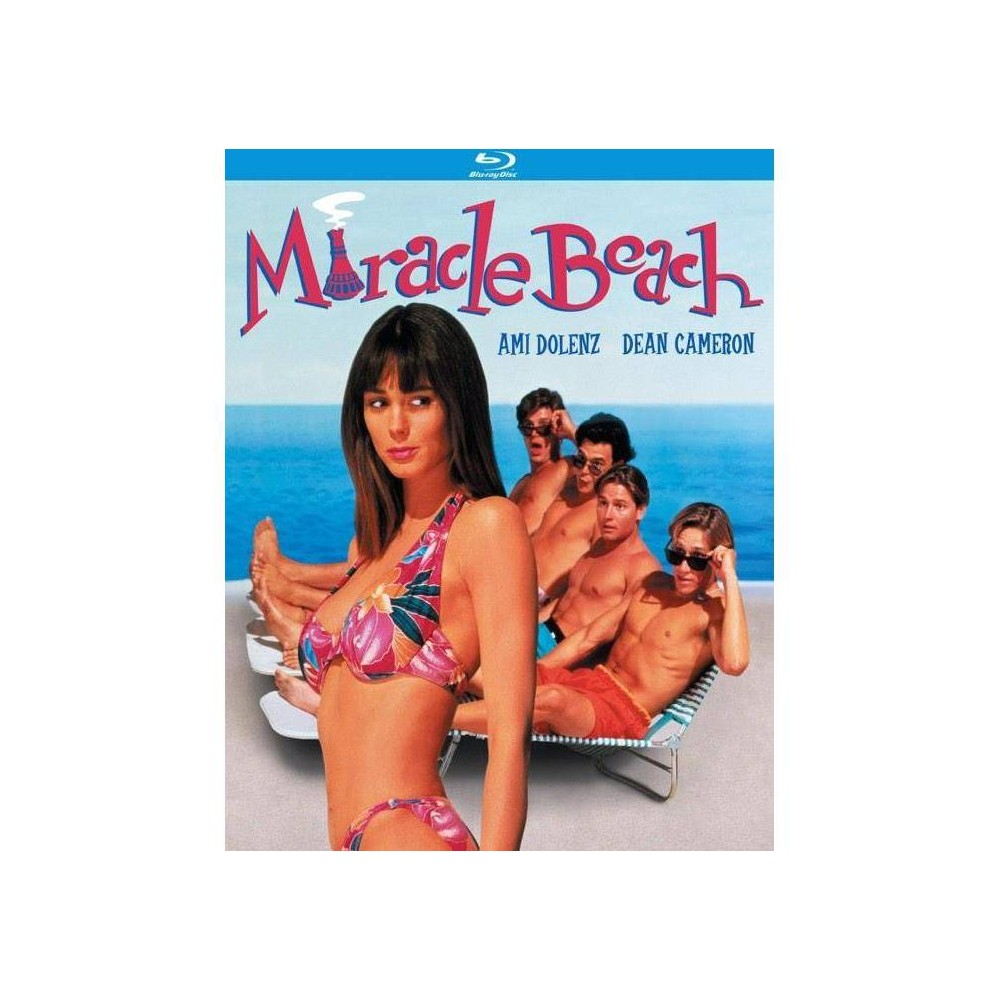 Miracle Beach Blu Ray
