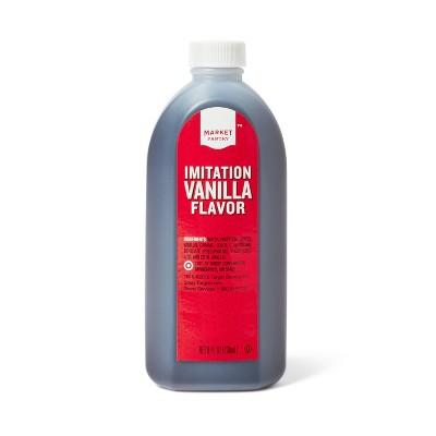 Imitation Vanilla Extract - 8 fl oz - Market Pantry™