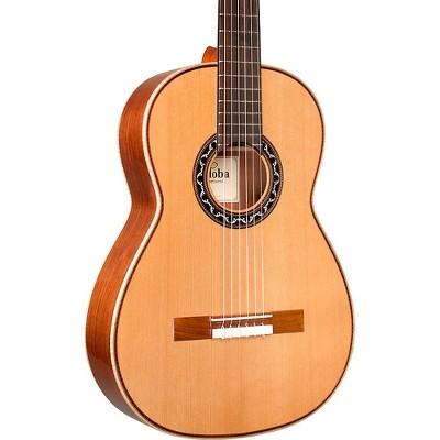 Cordoba Esteso Cedar Luthier Select Acoustic Classical Guitar Natural