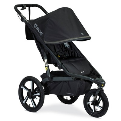 BOB Gear Alterrain Pro All-Weather Jogging Stroller – Black