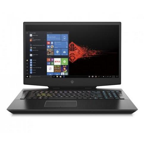 "HP OMEN 17"" Gaming Laptop Intel Core i7 16GB RAM 1TB HDD 256GB SSD Black - 9th Gen i7-9750H Hexa-core - NVIDIA GeForce RTX 2060 6GB - image 1 of 4"