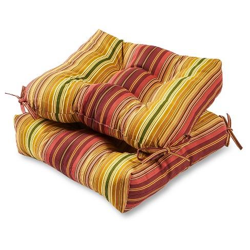 Outdoor Chair Cushion Set Kinnabari Greendale Home Fashions Target