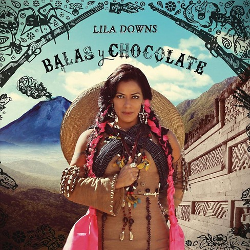 Lila downs - Balas y chocolate (CD) - image 1 of 1