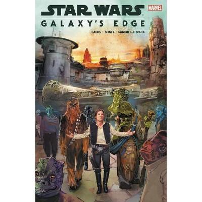 Star Wars: Galaxy's Edge (Paperback) - by Ethan Sacks