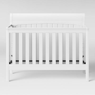 Baby Relax Standard Full-sized Crib White