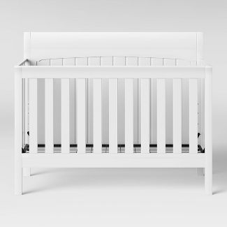 Baby Relax Standard Full-sized Crib White