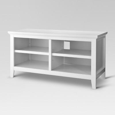 43  Carson TV Stand White - Threshold™
