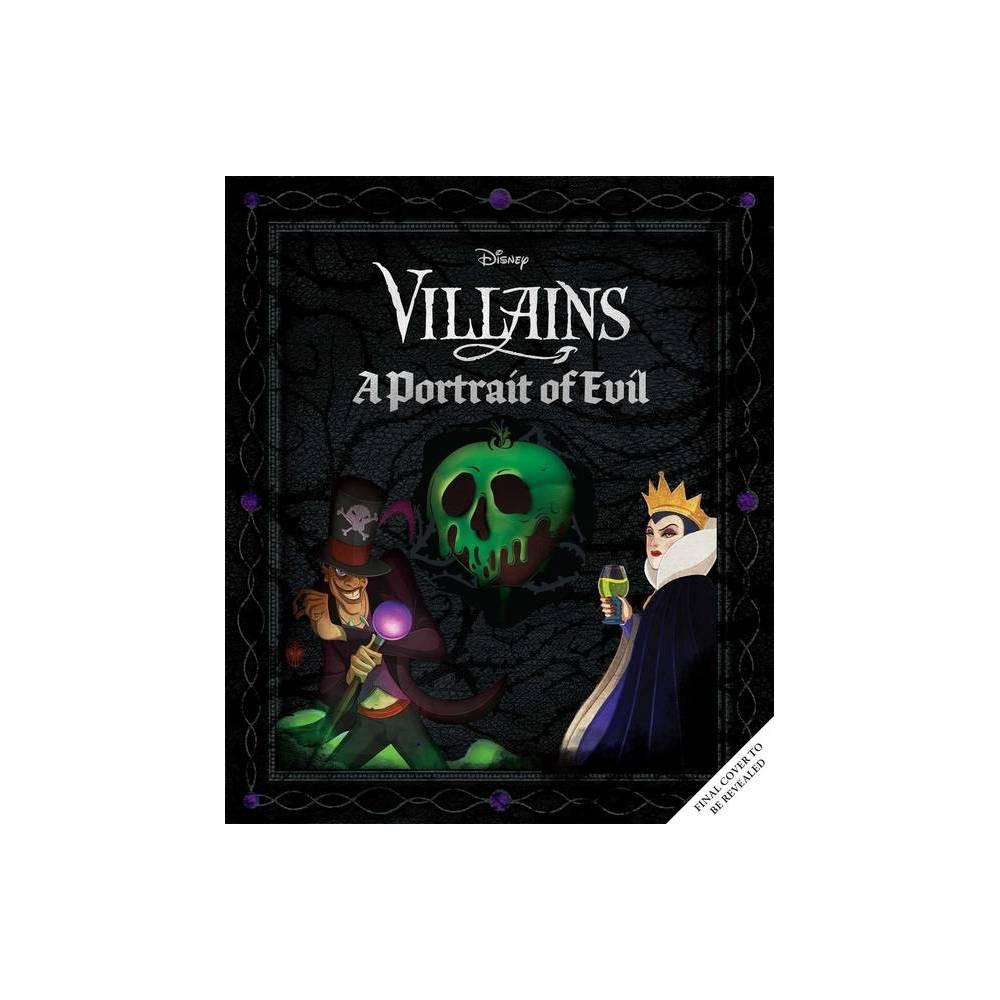 Disney Villains A Portrait Of Evil By Pat Shand Hardcover