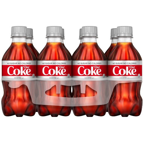 Diet Coke - 8pk/12 fl oz Bottles - image 1 of 1