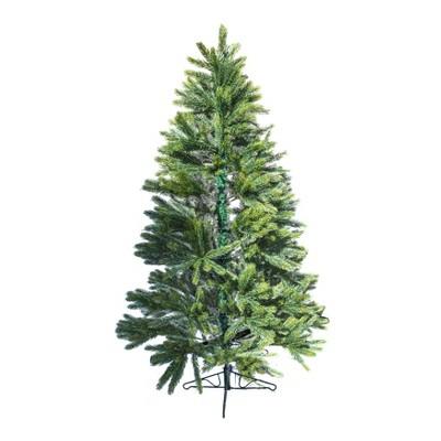 ALEKO CT6FT008 Premium Artificial Holiday Christmas Tree - 6 Foot - Green