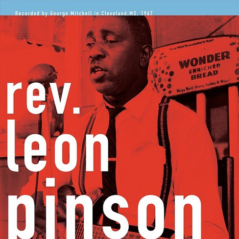 Leon pinson - George mitchell collection (Vinyl) - image 1 of 1