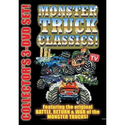 Monster Truck Classics (DVD) - image 1 of 1