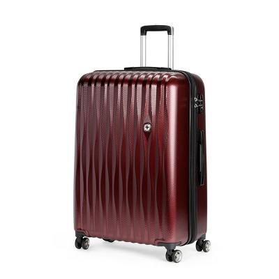 SWISSGEAR 28  Energie PolyCarbonate Hardside Suitcase - Tawny Port
