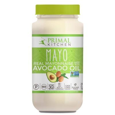 Primal Kitchen Mayo with Avocado Oil - 24oz