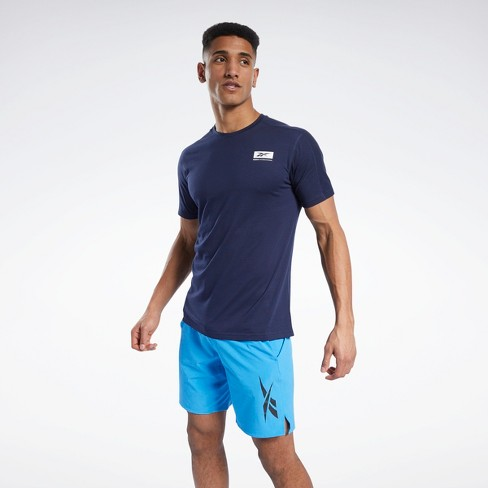 Reebok Speedwick Graphic Move Tee Mens Athletic T-Shirts - image 1 of 4