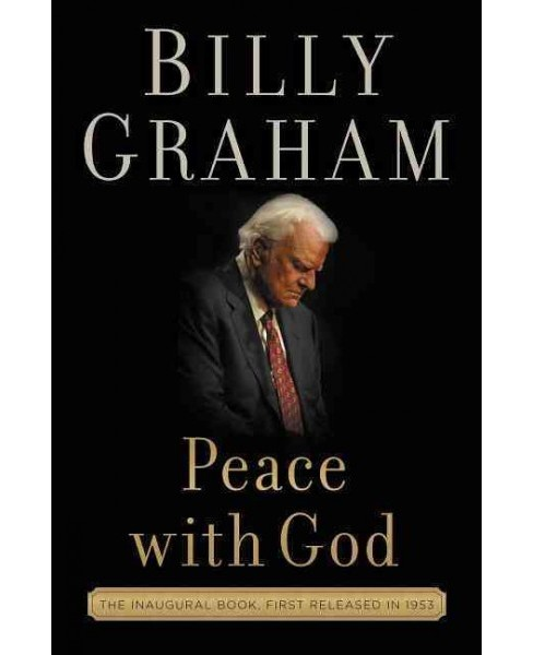 Peace With God : The Secret of Happiness (Reprint) (Paperback) (Billy Graham) - image 1 of 1