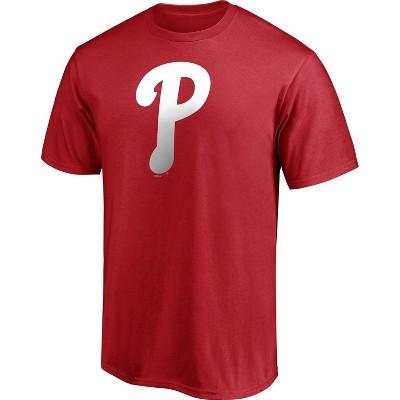 MLB Philadelphia Phillies Men's Short Sleeve Core T-Shirt