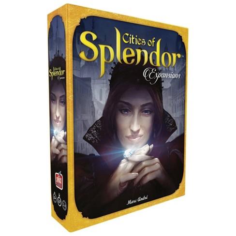 Splendor: Cities of Splendor Expansion Board Game - image 1 of 4