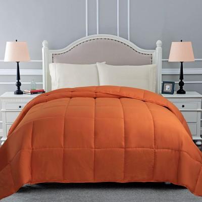 All-Season Reversible Down Alternative Comforter - Blue Nile Mills