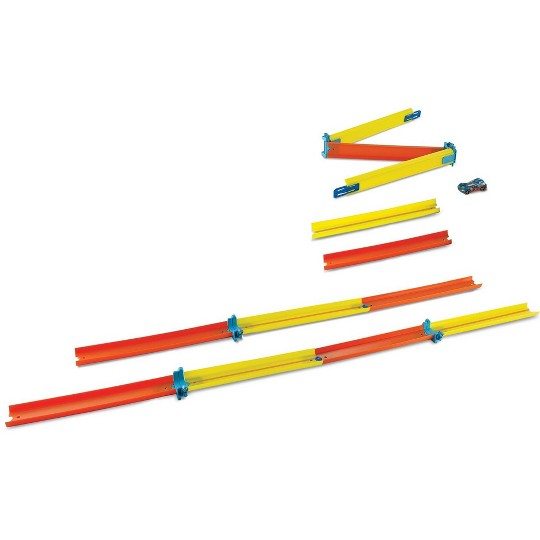 Hot Wheels Track Builder Unlimited Fold Up Track Pack image number null