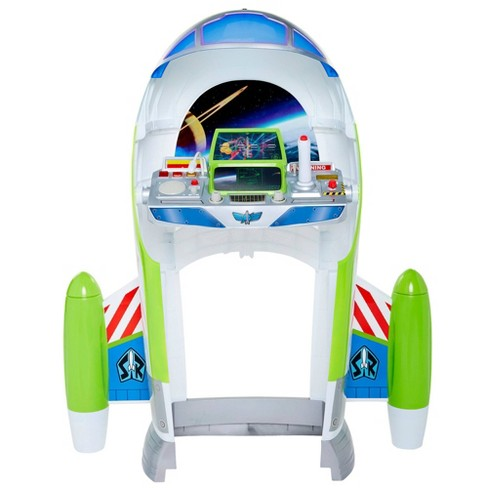 Disney Pixar Toy Story 4 Buzz Lightyear Star Command Center - image 1 of 6