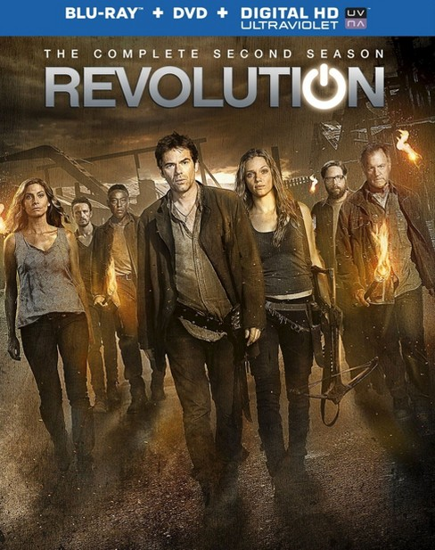 Revolution: The Complete Second Season [Includes Digital Copy] [UltraViolet] [Blu-ray/DVD] - image 1 of 1