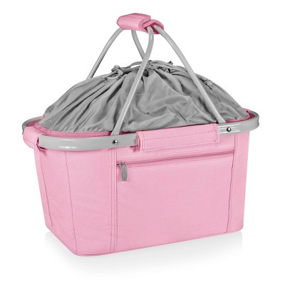 Picnic Time Metro Basket Collapsible 27qt Cooler Tote
