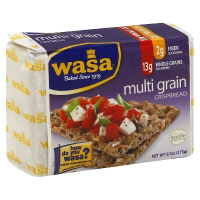 Crackers: Wasa Multi Grain Crispbread