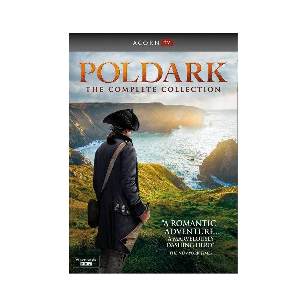 Poldark The Complete Collection Dvd 2019
