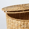 Woven Storage Ottoman Natural - Threshold™ designed with Studio McGee - image 4 of 4