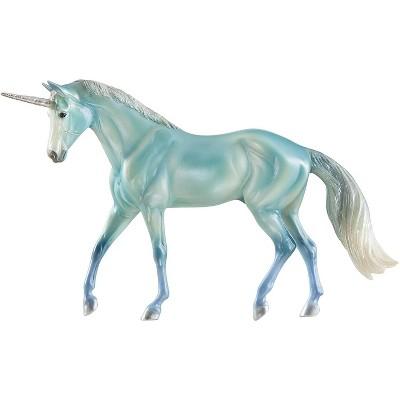 Breyer Animal Creations Breyer Freedom Series 1:12 Scale Model Horse   Le Mer, Unicorn of the Sea