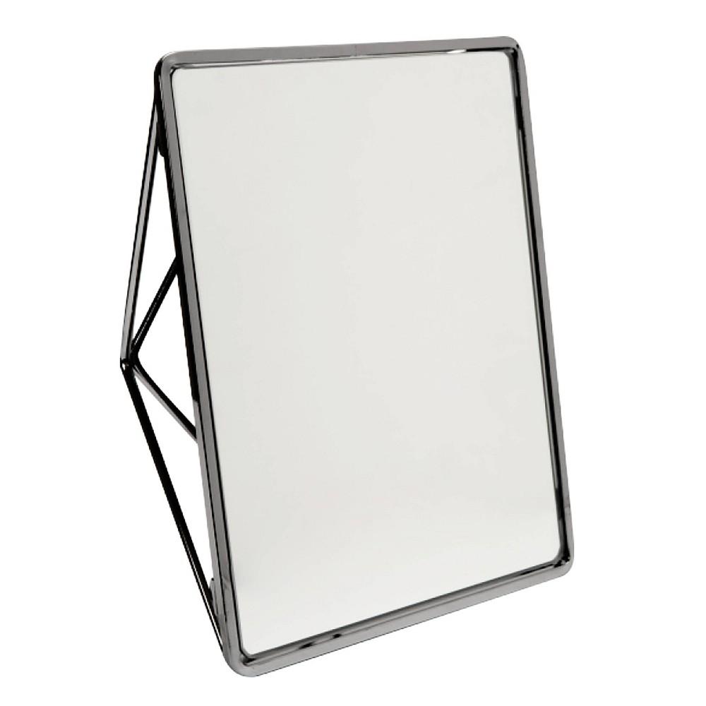 Image of Bathroom Vanity Mirrors Onyx - Home Details, Black