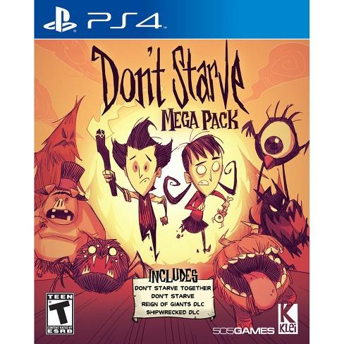 Don't Starve Mega Pack - PlayStation 4 - image 1 of 1