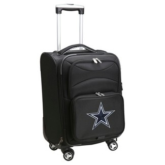 NFL Tampa Bay Buccaneers Mojo Spinner Carry On Suitcase