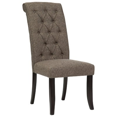 Tripton Single Dining Room Chair Medium Brown - Signature Design by Ashley