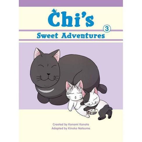Chi's Sweet Adventures, 3 - by  Konami Kanata (Paperback) - image 1 of 1
