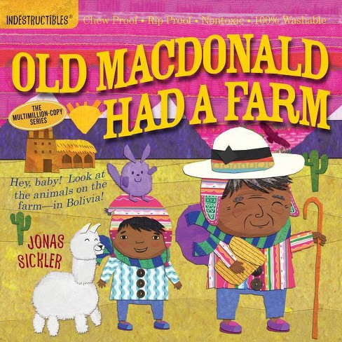 Indestructibles: Old MacDonald Had a Farm - (Paperback) - image 1 of 1